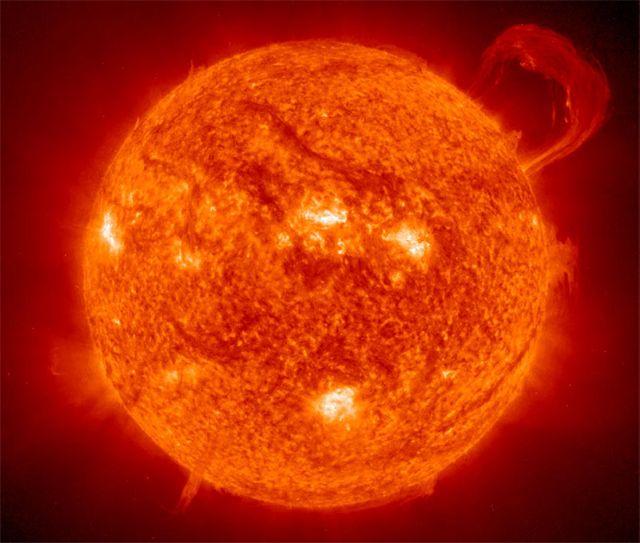 Le Soleil, notre étoile à nous !